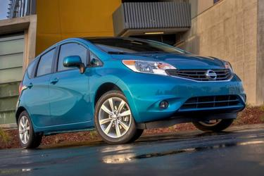 2014 Nissan Versa Note S 4D Hatchback Hillsborough NC