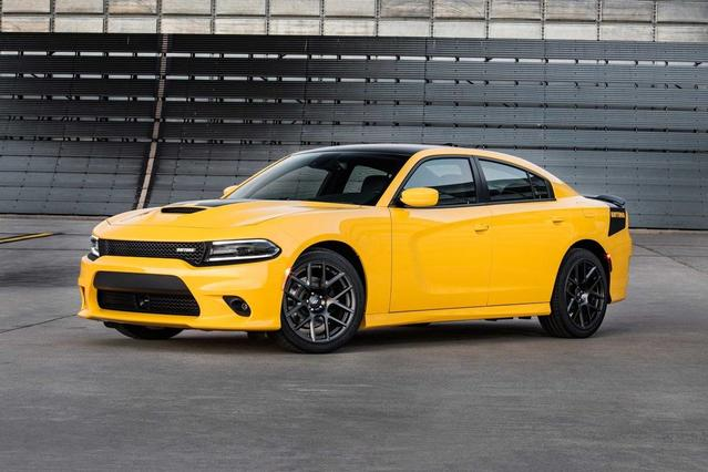 2017 Dodge Charger R/T SCAT PACK 4dr Car Slide 0