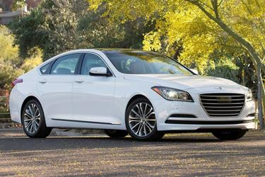 2015 Hyundai Genesis 3.8 Hillsborough NC