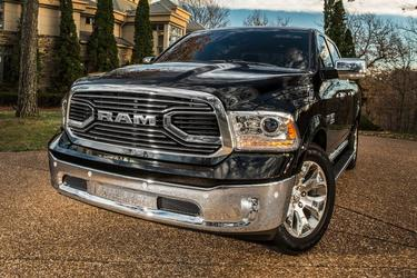 Silver 2016 Ram 1500 Big Horn  Lexington NC