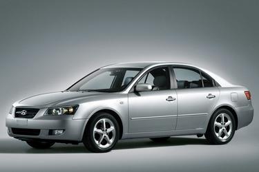 2007 Hyundai Sonata GLS GLS 4dr Sedan Meridian MS