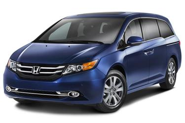 2014 Honda Odyssey TOURING ELITE Wilmington NC