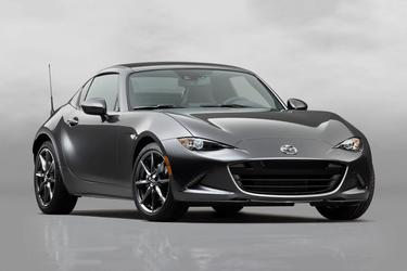 2017 Mazda Mazda MX-5 Miata RF GRAND TOURING Coupe Wilmington NC