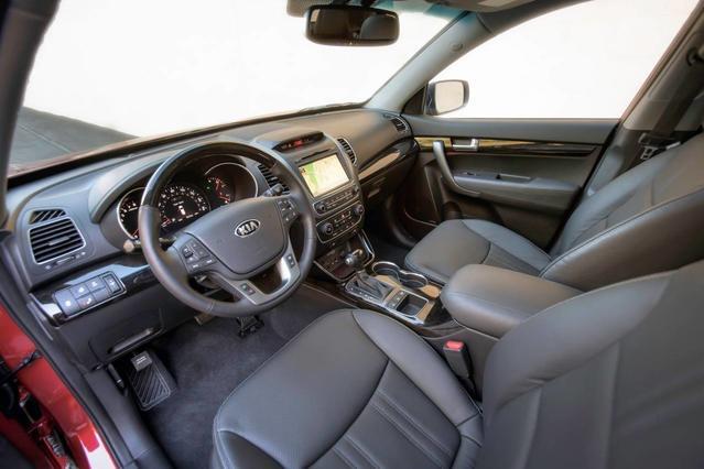 2014 Kia Sorento LIMITED V6 SUV Hillsborough NC