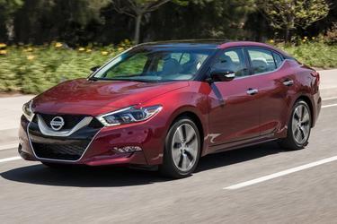 2016 Nissan Maxima SR Hillsborough NC