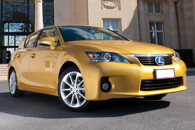 2012 Lexus CT 200H 4dr Car Hillsborough NC
