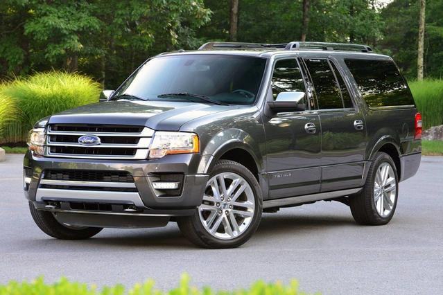 2017 Ford Expedition EL XLT Chapel Hill NC