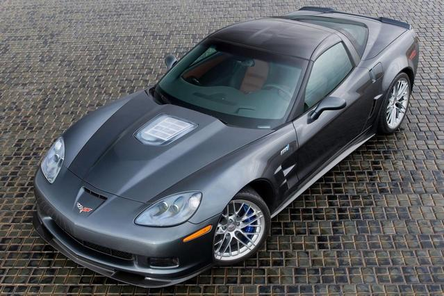 2011 Chevrolet Corvette Z16 GRAND SPORT W/3LT Coupe Apex NC