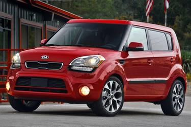 2012 Kia Soul BASE Hatchback Winston-Salem NC