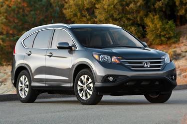 2012 Honda CR-V EX-L SUV Apex NC