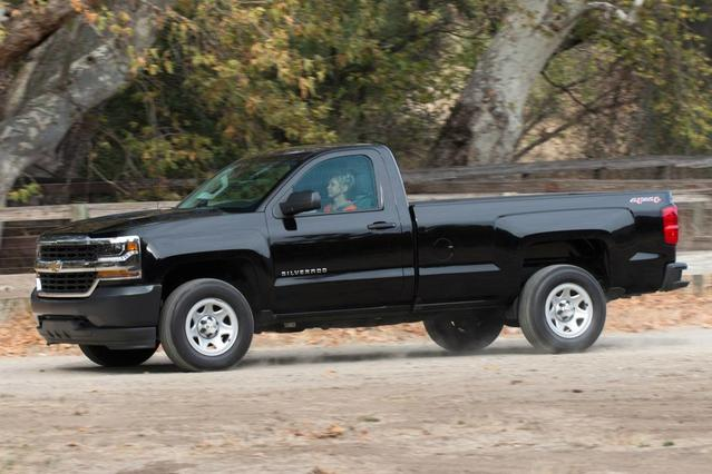 2016 Chevrolet Silverado 1500 LT Short Bed Slide 0