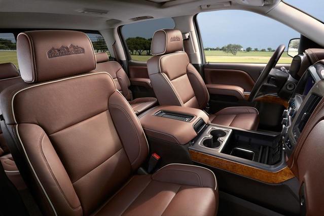 2016 Chevrolet Silverado 1500 LT Crew Cab Pickup Garner NC