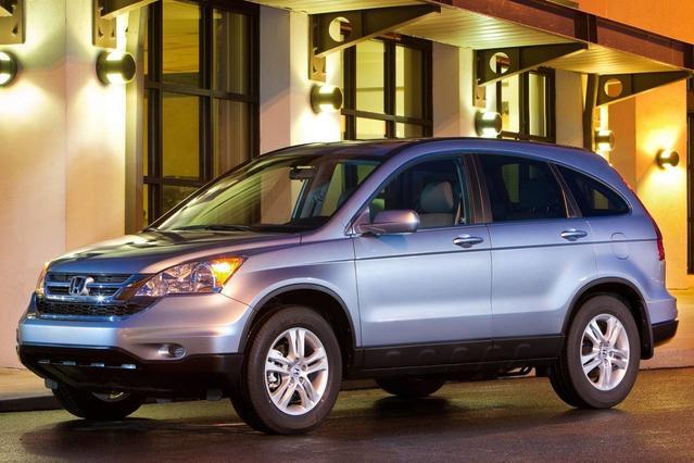 2011 Honda Cr-V EX-L SUV Slide 0