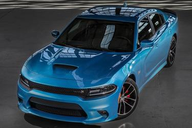 2016 Dodge Charger ROAD/TRACK Sedan Slide