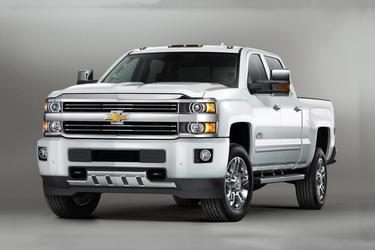 2017 Chevrolet Silverado 2500HD LTZ Pickup Slide