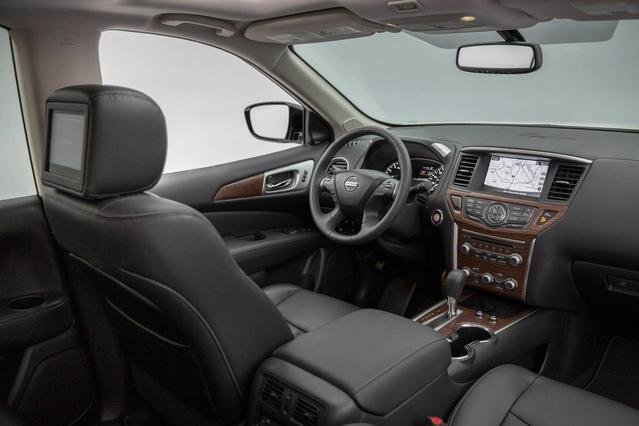 2017 Nissan Pathfinder PLATINUM SUV Hillsborough NC