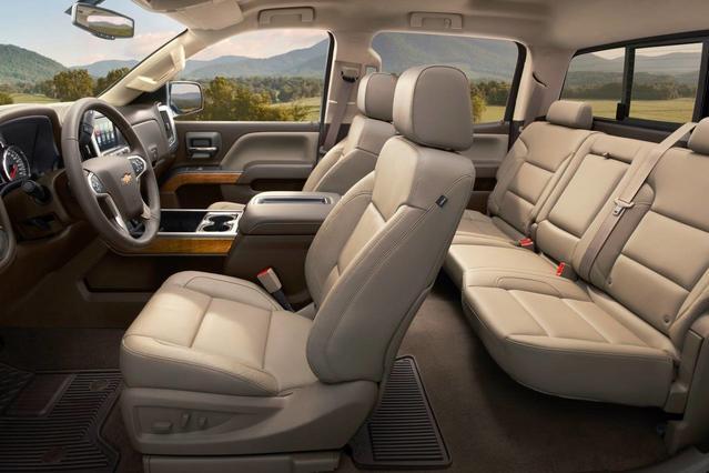 2015 Chevrolet Silverado 2500HD LTZ Hillsborough NC