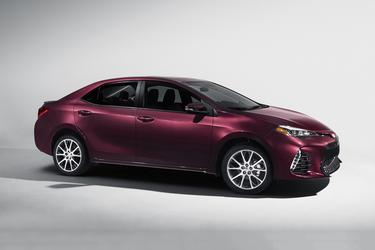 2017 Toyota Corolla SE Sedan Slide