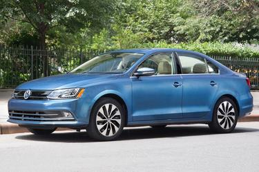2016 Volkswagen Jetta Sedan 1.8T SEL 4dr Car