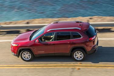 2015 Jeep Cherokee LATITUDE ALTITUDE SUV Hillsborough NC