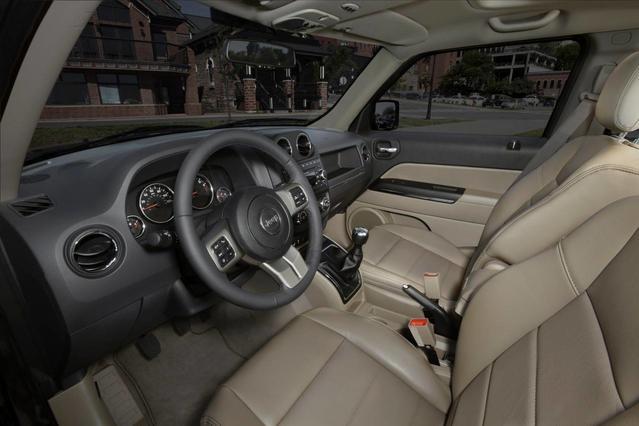 2015 Jeep Patriot HIGH ALTITUDE SUV Hillsborough NC
