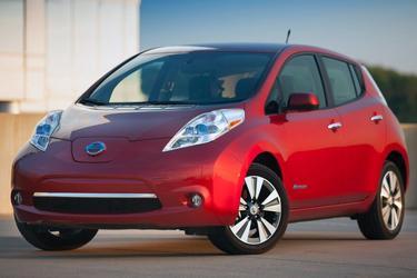 2015 Nissan LEAF S Hatchback Merriam KS