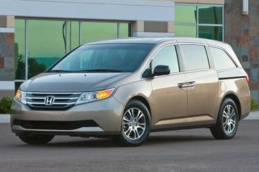 2014 Honda Odyssey TOURING ELITE Minivan Merriam KS
