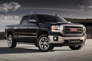 2014 GMC Sierra 1500 SLT Pickup Slide