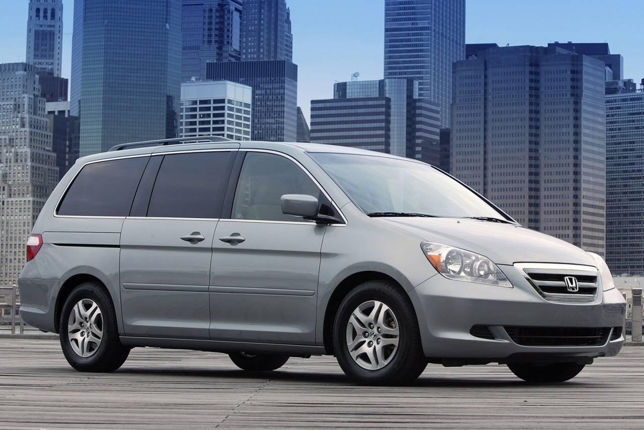 2007 Honda Odyssey EX-L Minivan Slide 0