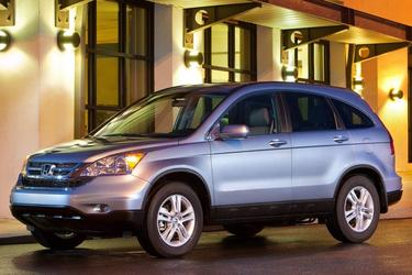 2010 Honda CR-V EX-L SUV Merriam KS