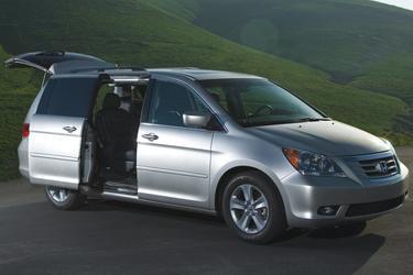 2008 Honda Odyssey EX-L Durham NC