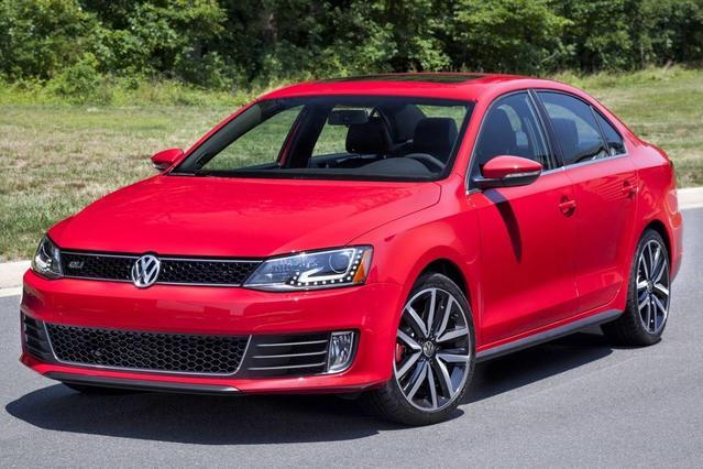 2015 Volkswagen Jetta 1.8T SEL Slide 0