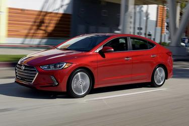 2017 Hyundai Elantra VALUE EDITION Sedan Fayetteville NC