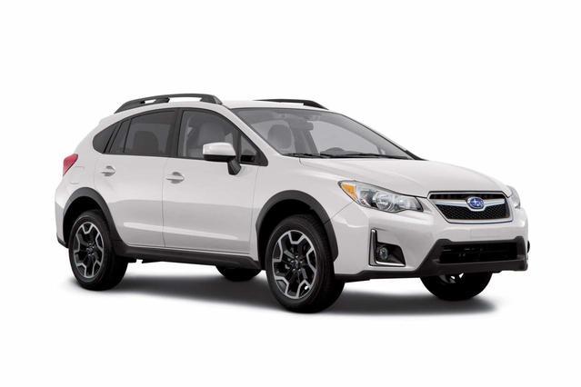 2017 Subaru Crosstrek LIMITED SUV Slide 0