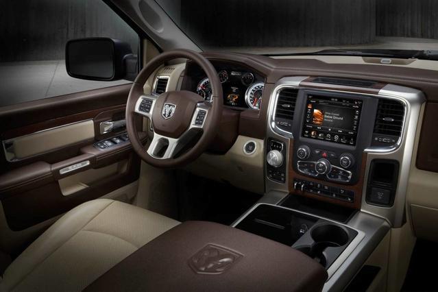 2014 RAM 1500 LONGHORN Standard Bed Hillsborough NC