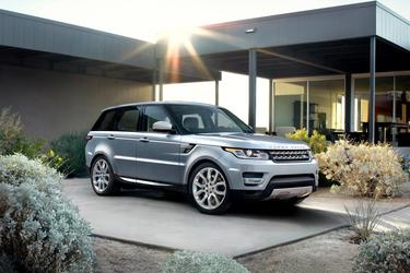 2017 Land Rover Range Rover Sport SVR SUV Slide