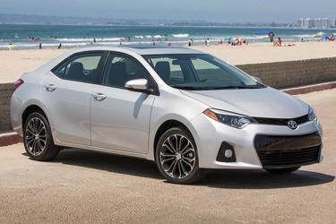2014 Toyota Corolla L Sedan Merriam KS