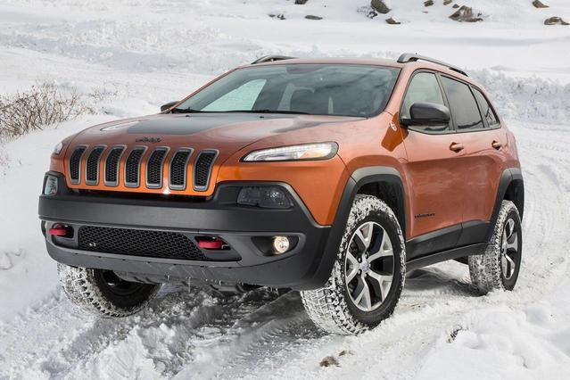 2016 Jeep Cherokee LIMITED Slide 0