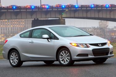 2012 Honda Civic LX Coupe Apex NC