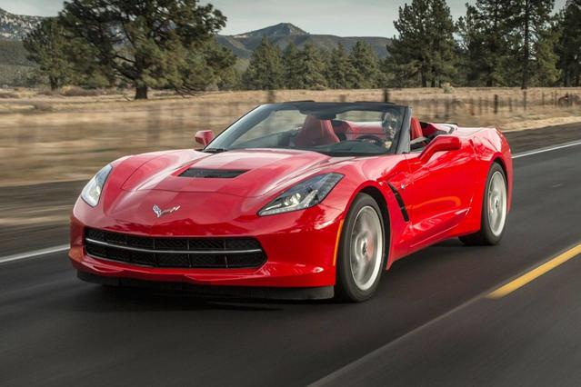 2016 Chevrolet Corvette STINGRAY Slide 0
