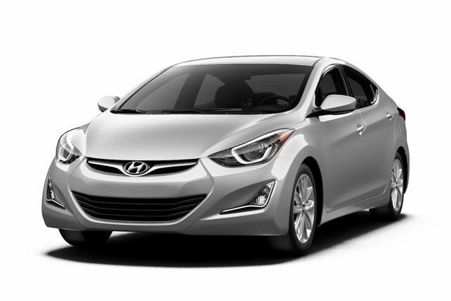 2016 Hyundai Elantra VALUE EDITION Slide 0