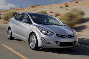 2015 Hyundai Elantra LIMITED Rocky Mount NC
