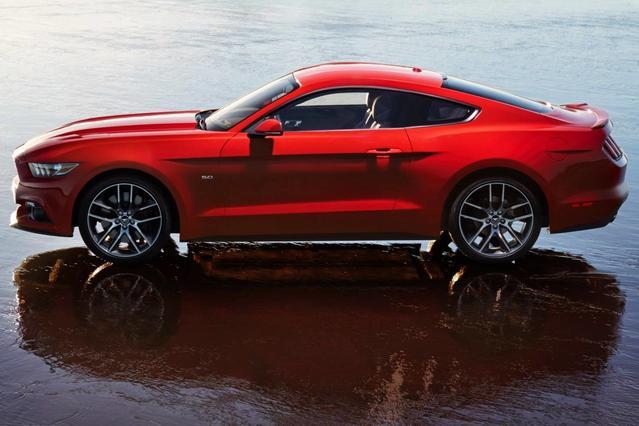 2016 Ford Mustang ECOBOOST Hillsborough NC