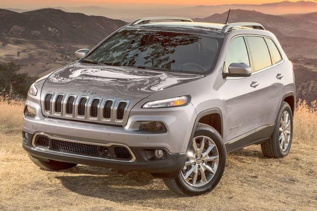 2017 Jeep Cherokee SPORT Slide 0