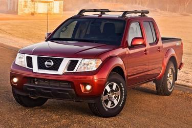 2012 Nissan Frontier S Rocky Mount NC