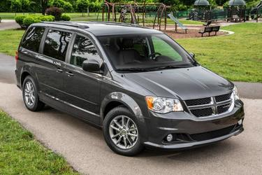 2016 Dodge Grand Caravan SXT PLUS Minivan Apex NC
