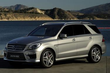 2012 Mercedes-Benz M-Class ML 350 SUV Apex NC