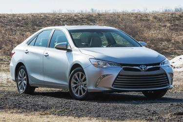 2015 Toyota Camry SE Sedan Merriam KS