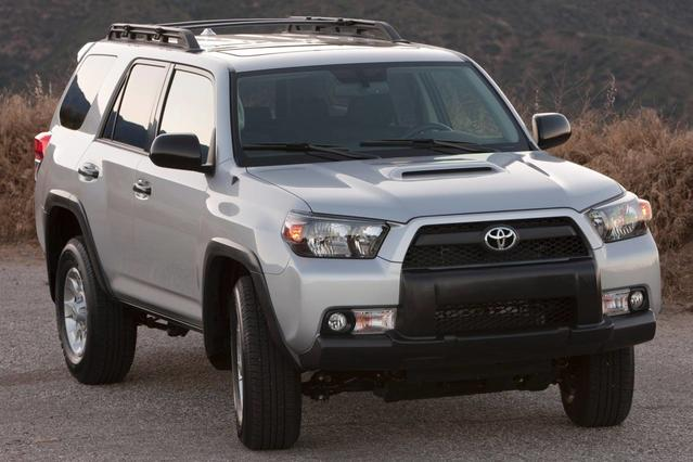 2013 Toyota 4Runner Greensboro NC