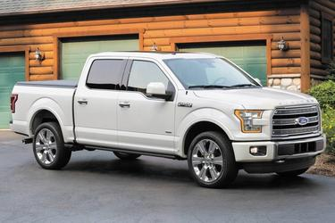 2017 Ford F-150 KING RANCH Cary NC